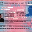 Оформление визы в Индию для россиян