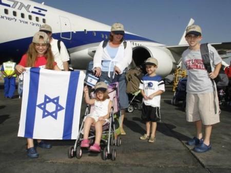 Израиль репатриация