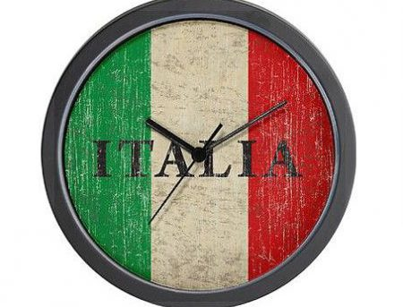 Проживание в Италии