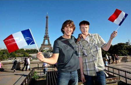 Переезд в Париж