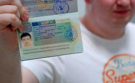 Рабочая виза во Францию