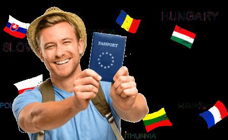 Вид на жительство в Литве