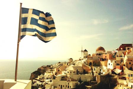 Красота Греции