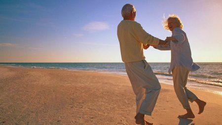 Переезд пенсионеров