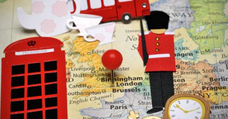 Направляемся в Лондон