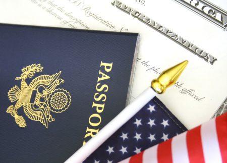Стать гражданином Америки