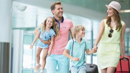 Пересечения границы с двумя родителями