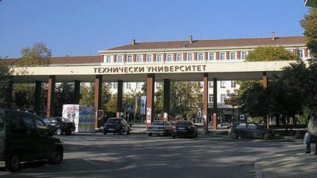 Технический университет в Болгарии