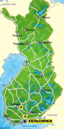 Финская дорога