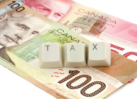 налоги в канаде