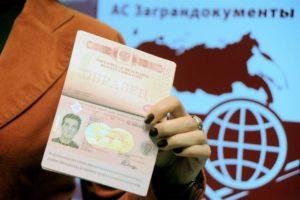Загранпаспорт для поездки в Азербайджан