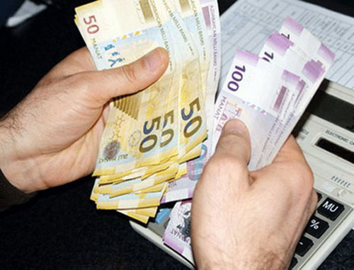 зарплата в азербайджане