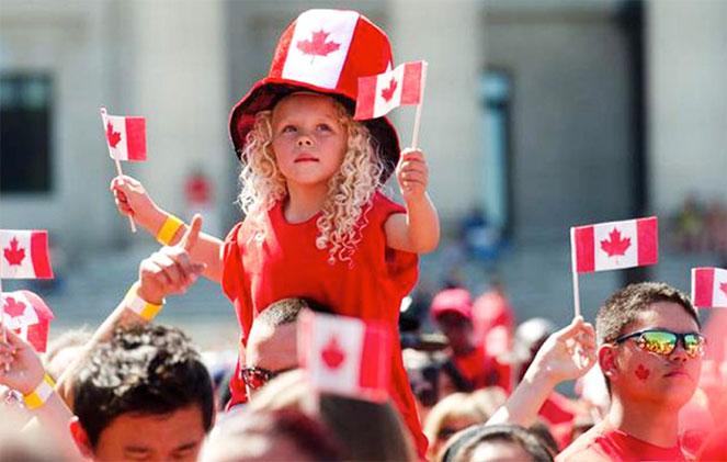 садики в Канаде