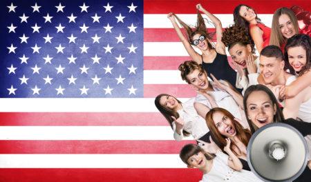 Обмен школьниками США
