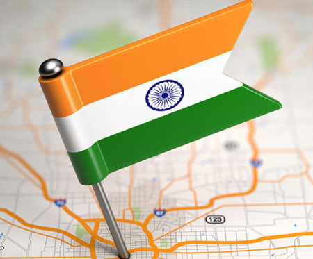 Посещение Индии