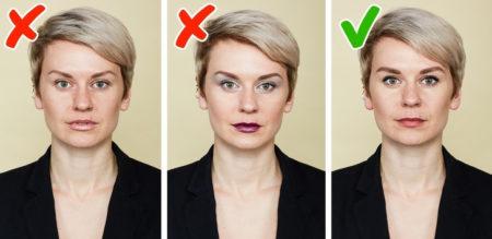 макияж для фото на визу