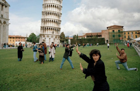 turisty v italii