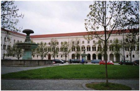 Ludwig Maximilians Universitat (LMU)