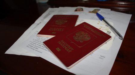 dokumenty na vizu