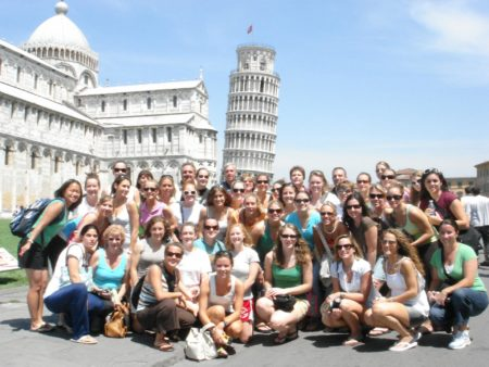 studenty v italii